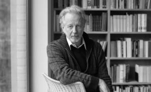 Stefan Hertmans (1951-) Foto: Mirjam Devriendt