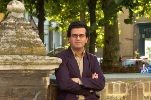 Hisham Matar, Author of 'In The Country Of Men'.