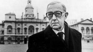 Alec Guiness som George Smiley